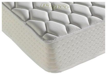 An Image of Dormeo Aloe Deluxe Memory Foam Single Mattress