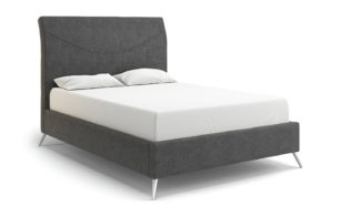 An Image of MiBed Seattle Kinsize Bed Frame - Snake Dundee