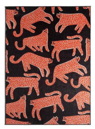 An Image of Habitat Cheetah Print Rug - 120x170cm