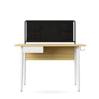 An Image of Freemont Desk Light Oak