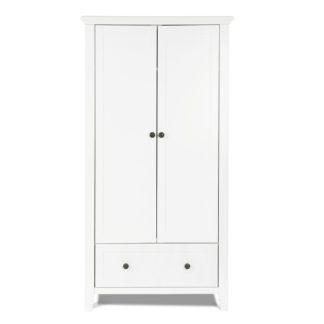 An Image of Silver Cross Nostalgia Wardrobe - White