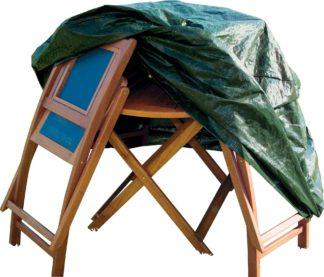 An Image of Argos Home Round Patio Set Cover