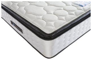 An Image of Sealy Repose Pillowtop Memory Foam Double Mattress