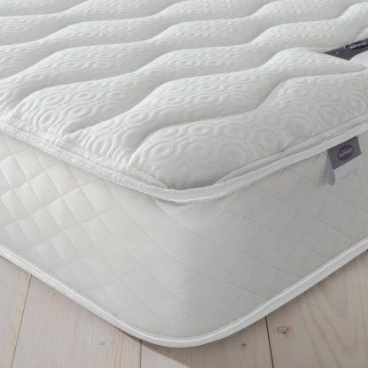 An Image of Silentnight 1000 Pocket Luxury Superking Mattress