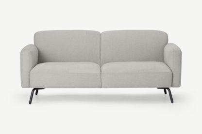 An Image of Toula 2 Seater Sofa, Hail Grey