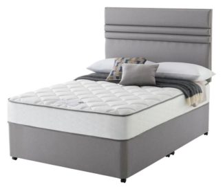 An Image of Sealy 1400 Pocket Microquilt Superking Divan