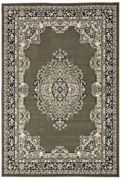 An Image of Homemaker Bukhura Persian Rug - 160x120cm - Grey
