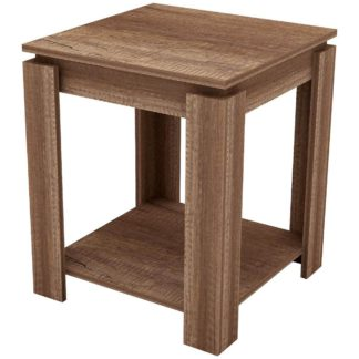 An Image of Canyon Oak Lamp Table Natural