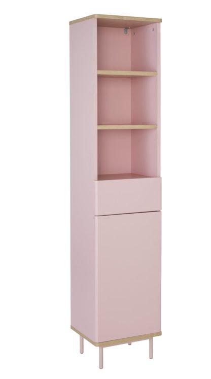 An Image of Habitat Freja Tallboy - Pink