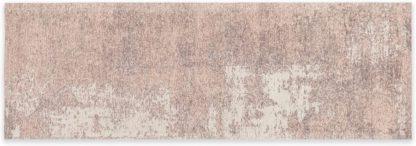 An Image of Genna Jacquard Runner 66 x 200 cm, Pink