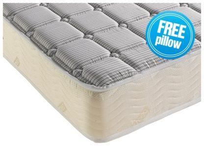 An Image of Dormeo Deluxe Memory Foam Kingsize Mattress