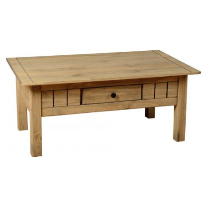 An Image of Panama Coffee Table Natural