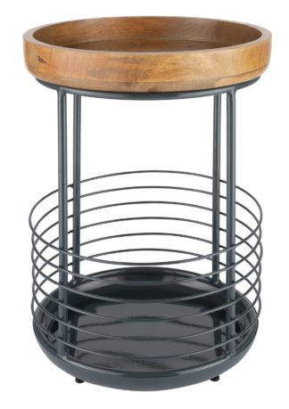 An Image of Argos Home Skandi Storage Table