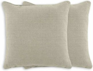 An Image of Marzia Set of 2 Cushions, 44 x 44cm, Natural Weave