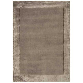 An Image of Ascot Rug Taupe
