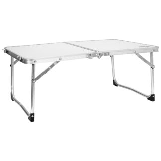 An Image of Odyssey Large Folding Picnic Table White