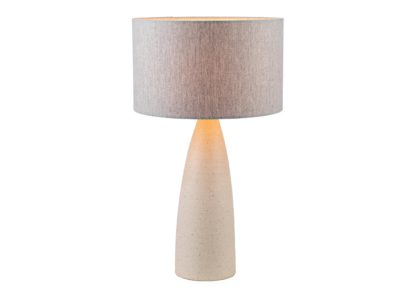 An Image of Heal's Reiko Table Lamp Base Stone
