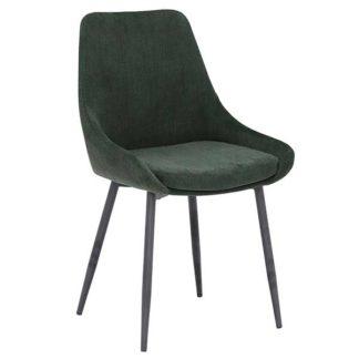 An Image of Emmett Dining Chair Green