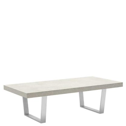 An Image of Halmstad Coffee Table Concrete