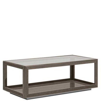 An Image of Tigbourne Rectangular Coffee Table Silver Birch