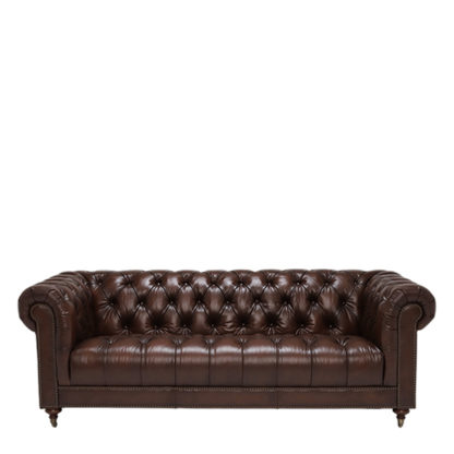 An Image of Ullswater 3.5 Seater Chesterfield Sofa