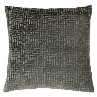 An Image of Deco Grey Cushion