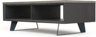 An Image of Boone Coffee Table With Storage, Concrete resin top
