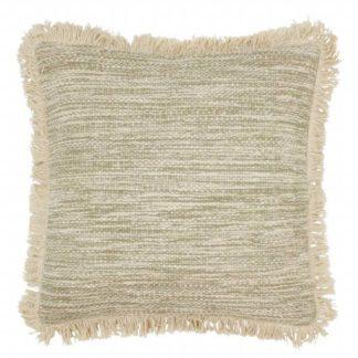 An Image of Boucle Natural Cushion
