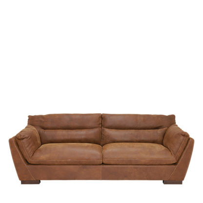 An Image of New Marnie Leather Sofa