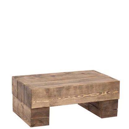 An Image of Samson Reclaimed Wood Coffee Table