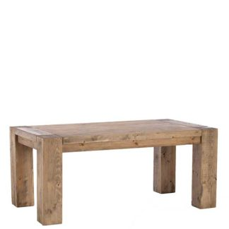 An Image of Samson Reclaimed Wood Dining Table