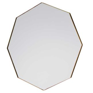 An Image of Octagon Mirror Gold