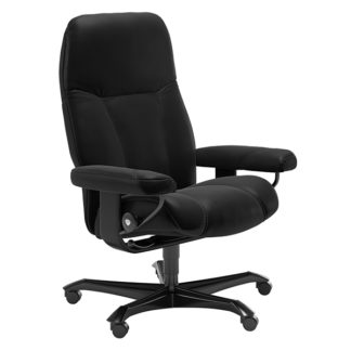 An Image of Stressless Consul Office Chair Quickship
