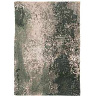 An Image of Mad Men Cracks Rug Dark Pine