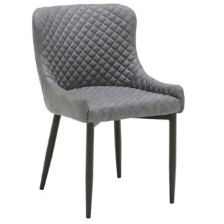 An Image of Rivington Upholstered Dining Armchair