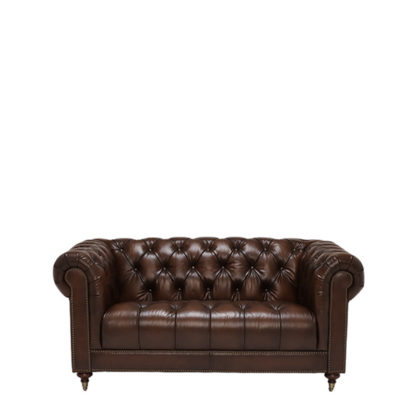 An Image of Ullswater 2 Seater Chesterfield Sofa