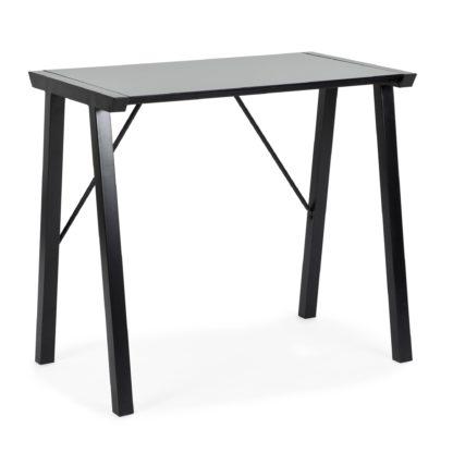 An Image of Chester Desk Black Black