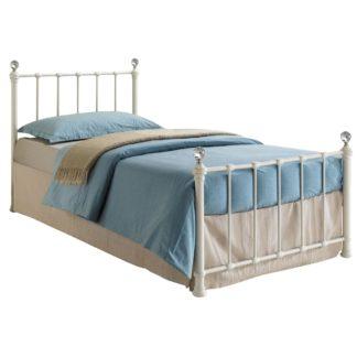 An Image of Jessica Cream Bed Cream