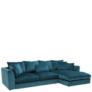 An Image of Harrington Large Right Hand Facing Chaise Sofa