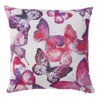 An Image of Argos Home Butterfly Cushion