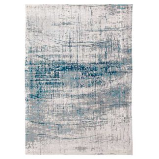 An Image of Mad Men Griff Rug Bronx Azurit
