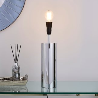 An Image of Nesa Touch Table Lamp Chrome