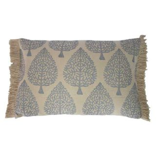 An Image of Leaf Cushion