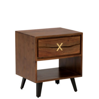 An Image of Kriss Side Table Natural