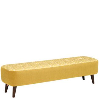 An Image of Orla Kiely Donegal Large Footstool