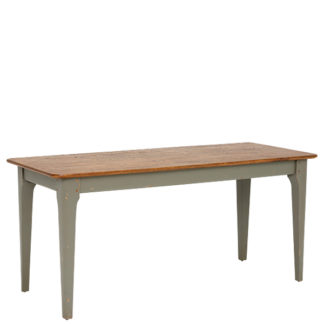 An Image of Maison Dining Table Albany And Moss Grey