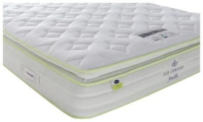 An Image of Eco Comfort Breathe 2000 Pillowtop Single Mattress