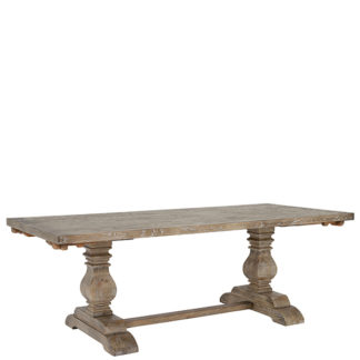 An Image of Woolton 220cm Extending Dining Table