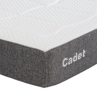 An Image of Cadet 3 Layer Reflex And Memory Foam Mattress