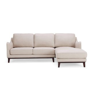 An Image of Harrison Right Hand Corner Sofa Natural